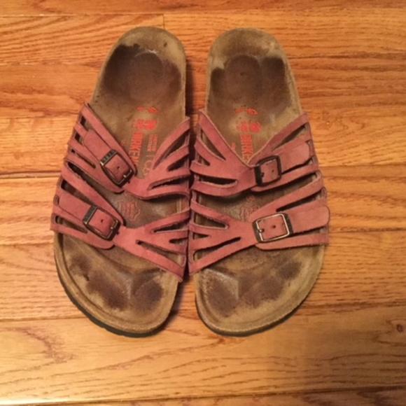 21196966260 Birkenstock Shoes - Birkenstock Limited Edition QVC Granada Sandals